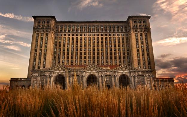 Un tresor arquitectònic de Detroit