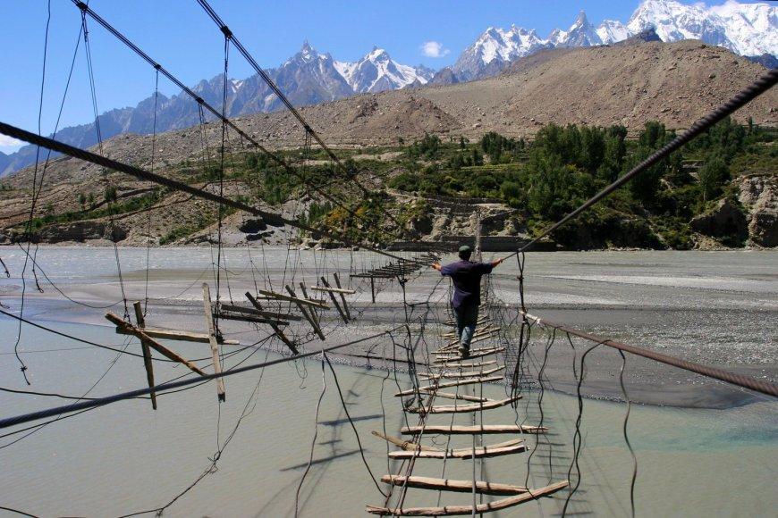 Hussaini Hanging Bridge