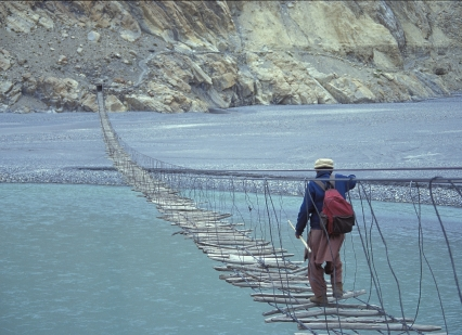 Hussaini Hanging Bridge1